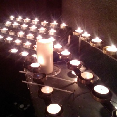 Exodus and exile: invitation to vigil