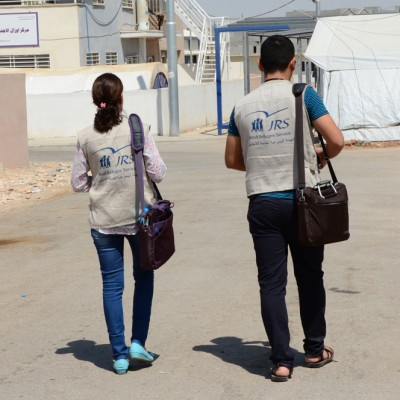 Serving Refugees at Home and Abroad