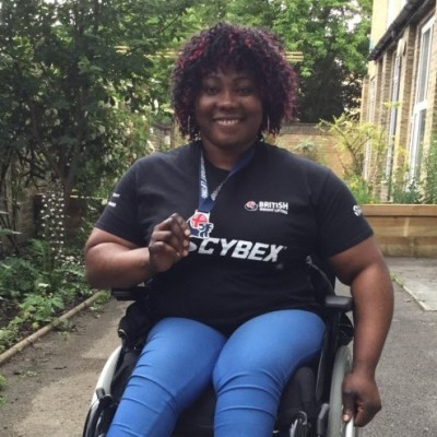 World Refugee Day 2016 Paralympic Gold Medal Winner Donates to JRS UK