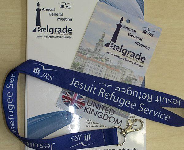 JRS UK join the European AGM in Belgrade