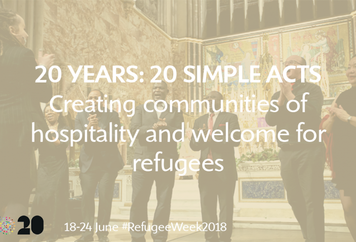 Refugee Week 2018