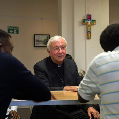 "Cardinal calls harsh treatment of asylum seekers a ""shame on our country"""
