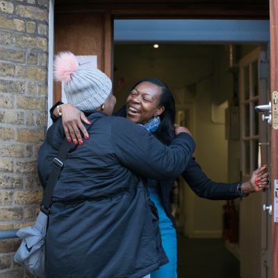 'The opportunity to open our hearts and our homes'