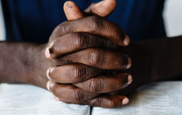Praying with those held in detention