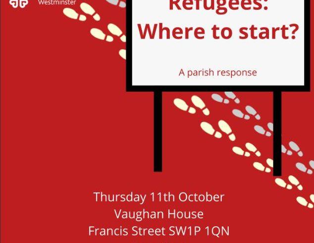 'A Parish Response to Refugees: Where to Start?'