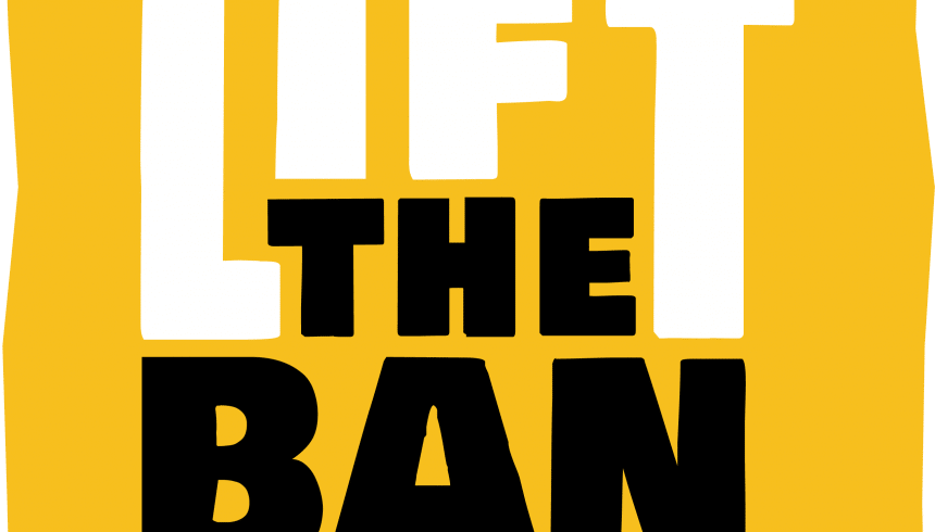 Let's Lift the Ban