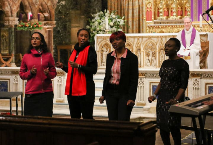 JRS UK Advent Service