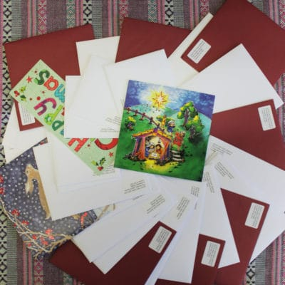 Overwhelming Response to call for Christmas Cards