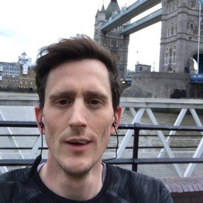 40 days to Marathon Day