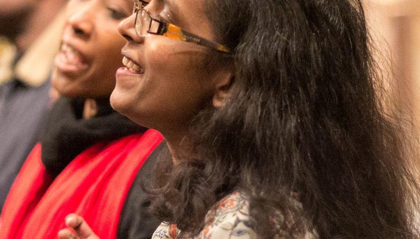 JRS Refugee Gospel Choir: In Concert