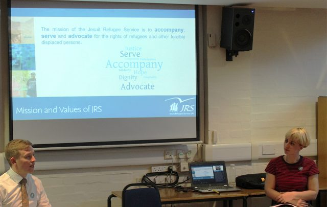 Hosts share 'positive difference' at At Home Open Evening