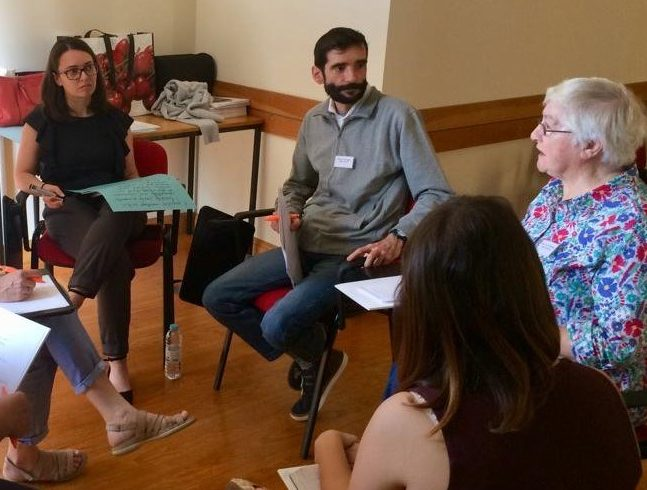 Working Together: Building Resilience in Detention