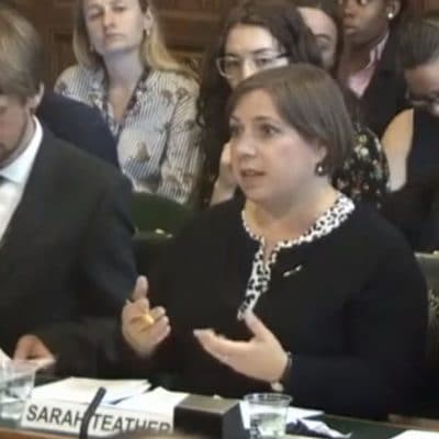 JRS UK gives evidence to the Home Affairs Select Committee