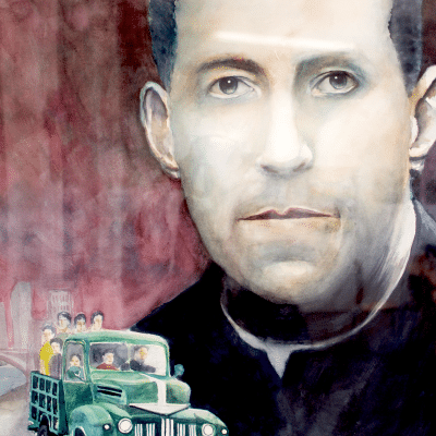 The Feast of St Alberto Hurtado SJ