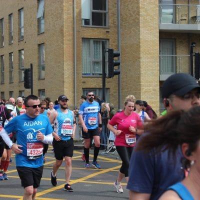 Running for Refugees