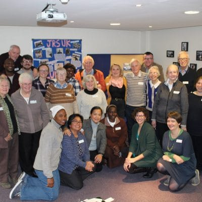 Volunteer Reflection Day: 'A heart-warming encounter'