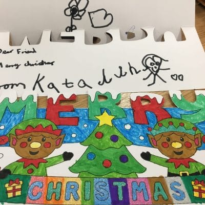 Christmas Card Appeal: Thank you!