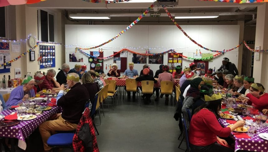 JRS Volunteer Christmas Party