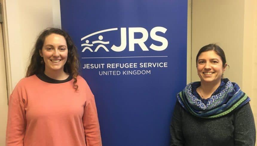 JRS Europe visit JRS UK in London
