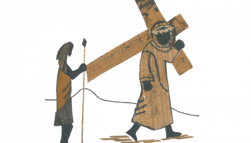Join JRS UK to pray the Way of the Cross