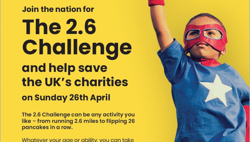 New challenge for London Marathon weekend