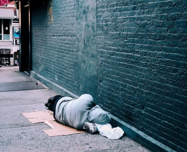 Intercessions on Homelessness