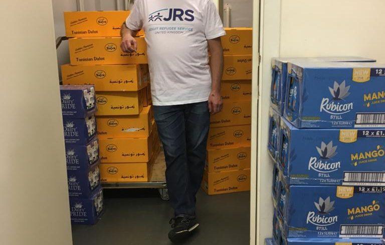 Bestway donate sweet treats for 'Ramadan refugee packs'