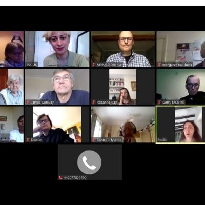 First virtual 'At Home' hosts' meeting held