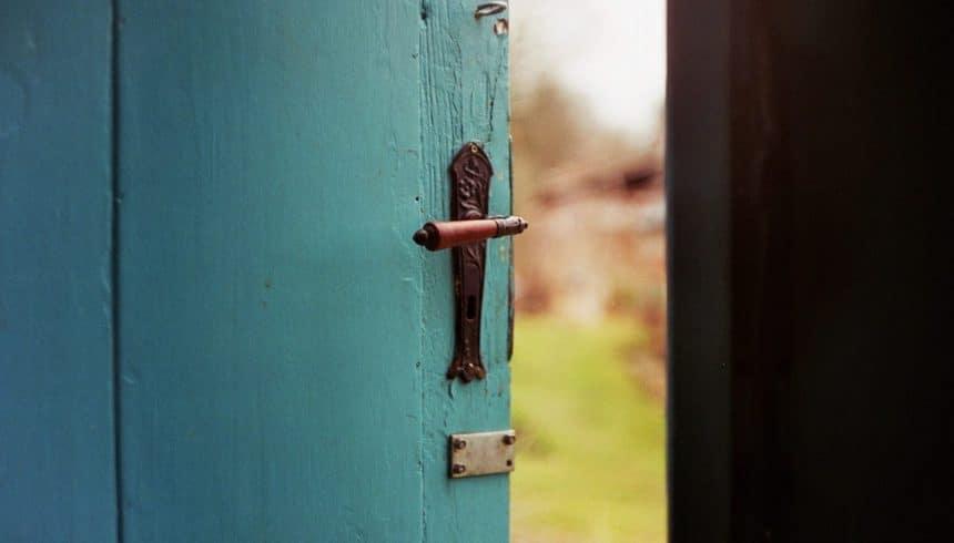 God of locked doors