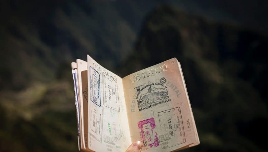 Imagine if… humanity was the only passport