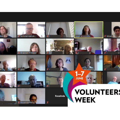 Volunteers' Week 2020: JRS Reflection Day