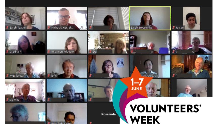 Volunteers' Week 2020: JRS Reflection Day