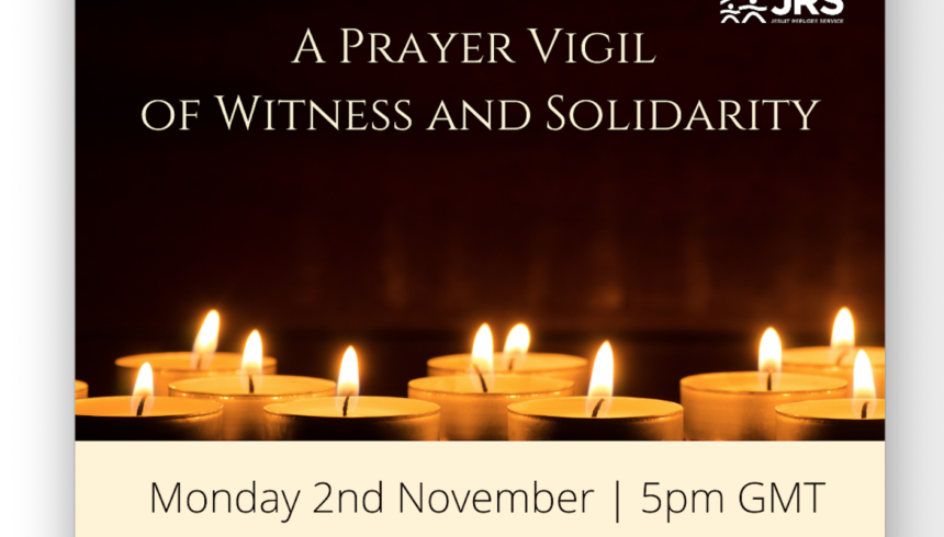 A Prayer Vigil of Witness and Solidarity