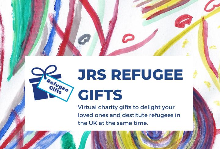 Shop refugee gifts!
