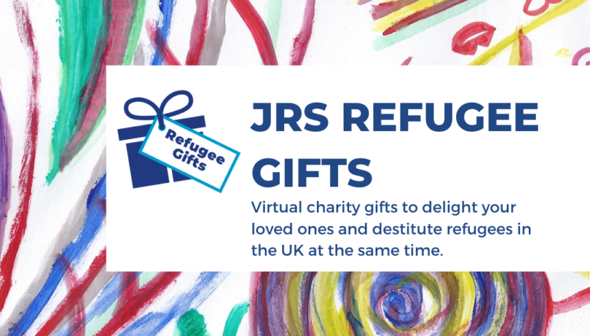 JRS UK launches Refugees Gifts