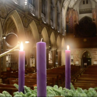 JRS community comes together online to celebrate beginning of Advent