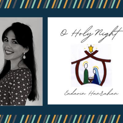 'O Holy Night': A Christmas album by  Éadaoin Hanrahan