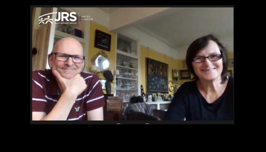 Video: What's it like to host a refugee guest with JRS UK?