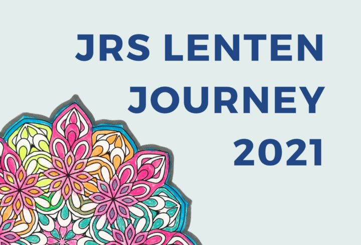 Journey with JRS this Lent
