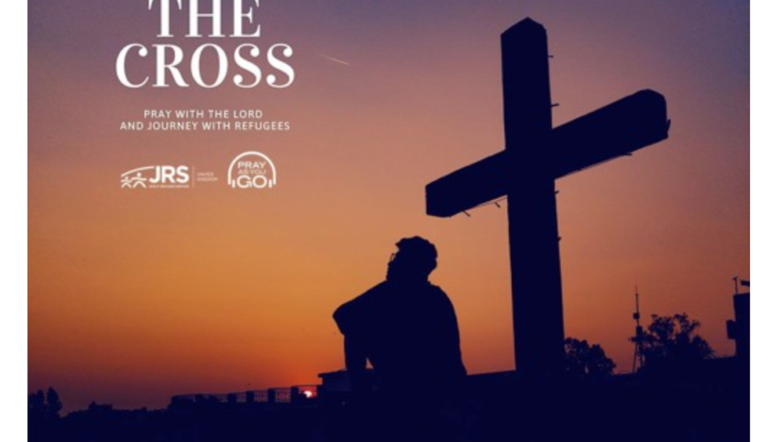 Way of the Cross: Journey with Jesus and refugees