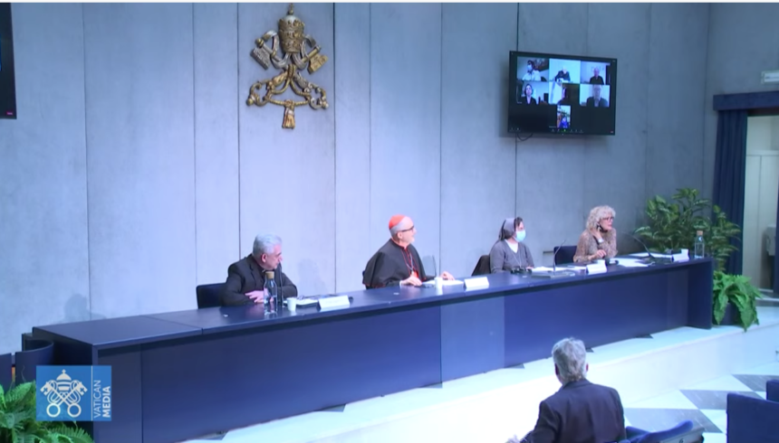 Sarah Teather speaks at launch of Pope Francis' Message for the 107th World Day of Migrants and Refugees