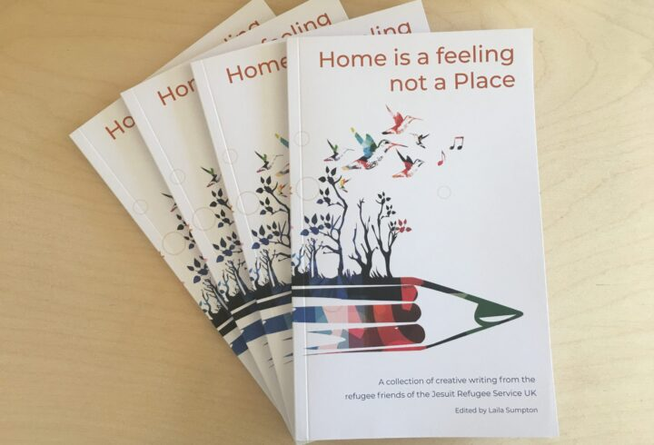 Buy 'Home is a Feeling Not a Place'