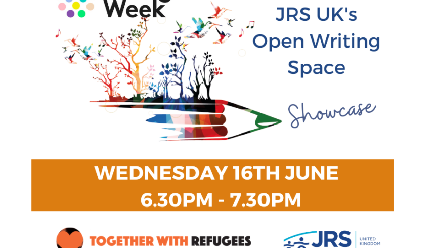 Join us for a Refugee Week Activities Showcase