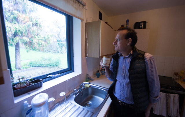 Find out more about hosting a refugee through 'At Home'